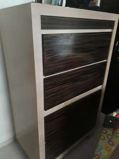 High chest drawers