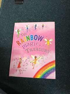 Rainbow Magic fairy book