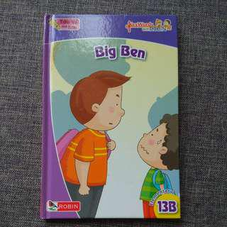 Big Ben children book
