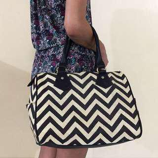 Chevron Doctor's Bag
