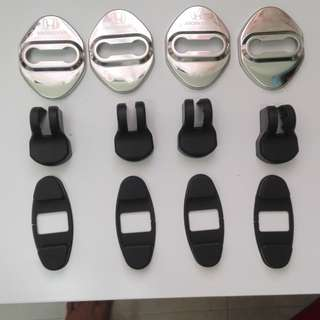 Honda door lock protection & limiter cover