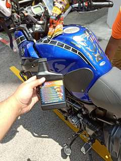 Polytron Extreme for Cars and Bikes