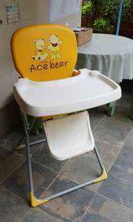 Infant Kiddo Dining High Chair Booster seat