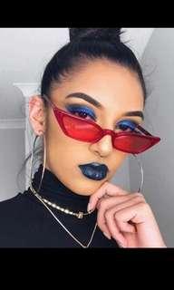 Trendy Retro Red shade/ sunglass/ glasses