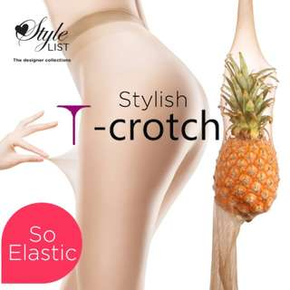 d01688224 Anti Hook T-Crotch Pantyhose