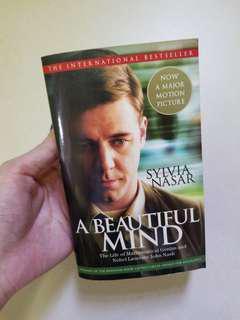 英文小說 a beautiful mind
