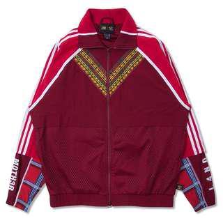 Adidas Afro HU TT FZ jacket x Pharrell