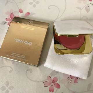 Tom Ford Cream Cheek Color #01 Pink Sand