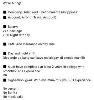 Travel specialist (urgent hiring) 24-26K