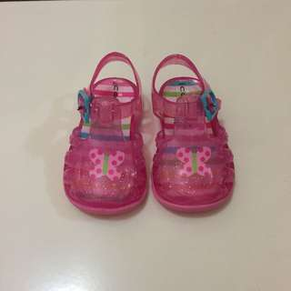 Next Baby Jelly Shoes