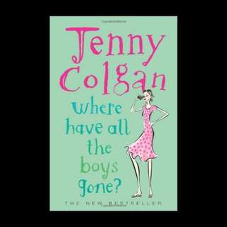 Where Have All thr Boys Gone? - Jenny Colgan