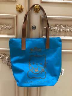 Blue small bag