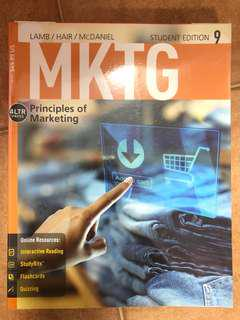 Principles of Marketing Student Edition 9