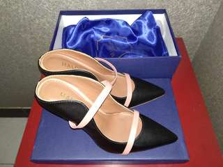 Malone souliers heels mirror quality size 37