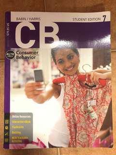 Consumer Behavior Student Edition 7