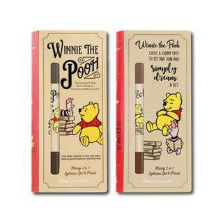 Winnie The Pooh X Baby Bright Eyebrow Gel & Pencil