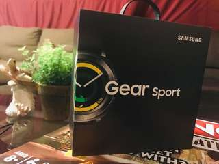 Gear Sport Smart Watch