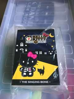 Hello Kitty singing bones. Horror NOS sealed in box