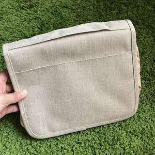 Sulwhasoo limited edition canvas toiletries bag