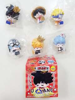 🌟Exclusive Instock🌟Weekly Shonen Jump 50th Anniversary utatane  collection