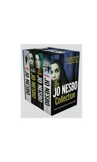 The Jo Nesbo Collection [NEW]