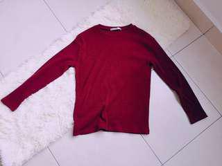 Korean knit wear