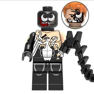 Lego Compatible Venom Transform