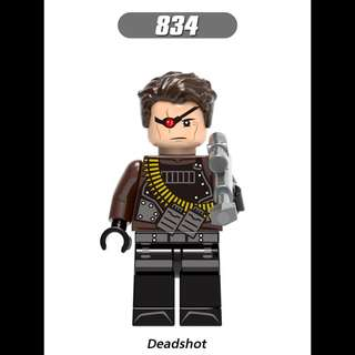 Lego Compatible Deadshot