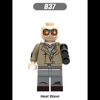 Lego Compatible Heatwave