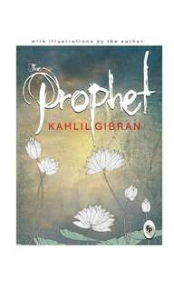 The Prophet by Kahlil Gibran [NEW]