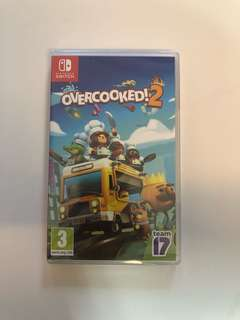 WTS- Overcooked 2 For Nintendo Switch