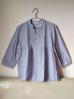 Stripe Blouse (Baju Garis-Garis)
