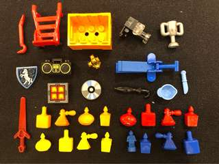 Bundle of LEGO Accessories