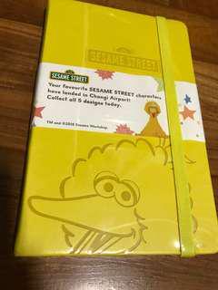 Sesame Street Big Bird Notebook