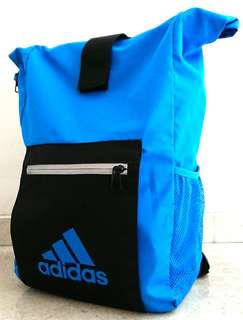 Adidas Roll Top Laptop Backpack