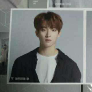 Dokyeom We Make You Limited Postcard