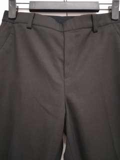 Uniqlo Black Work Pants
