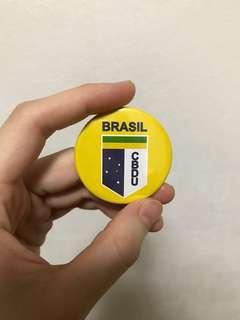 🚚 巴西🇧🇷別針