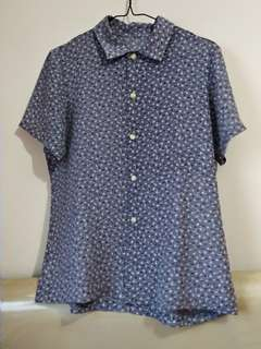 #Kemeja50 Vintage Shirt (Kemeja Vintage)