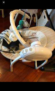 Mothercare electronic rock chair with music