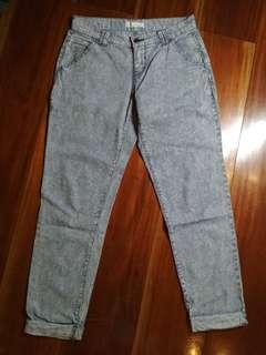21 DENIM Striped Pants