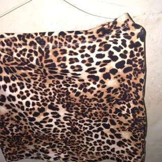 Rok Leopard H&M