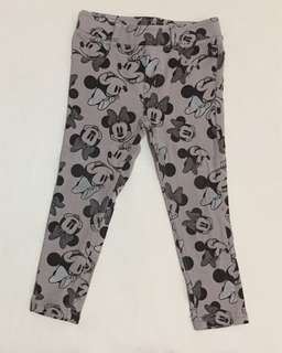 (Kids) Mickey mouse jeans