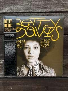 Betty Davis - The Columbia Years 1968-1969 Lp