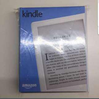 (Free eBooks) New Sealed Kindle 8 White Colour