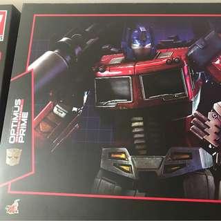 Hot toys Optimus Prime Megatron version
