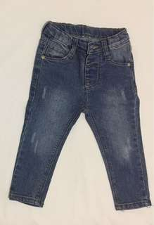 (Kids) Rugged jeans