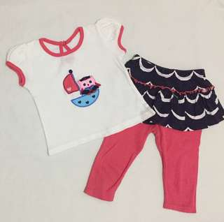 (Baby) casual get-up