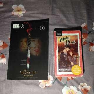 Wattpad and Manga bundle
