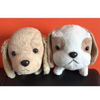 Puppy Soft Toy